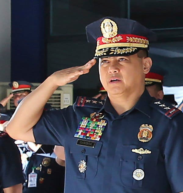 Philippine Police Chief Survives Helicopter Crash; Condition of Others Is Unclear
