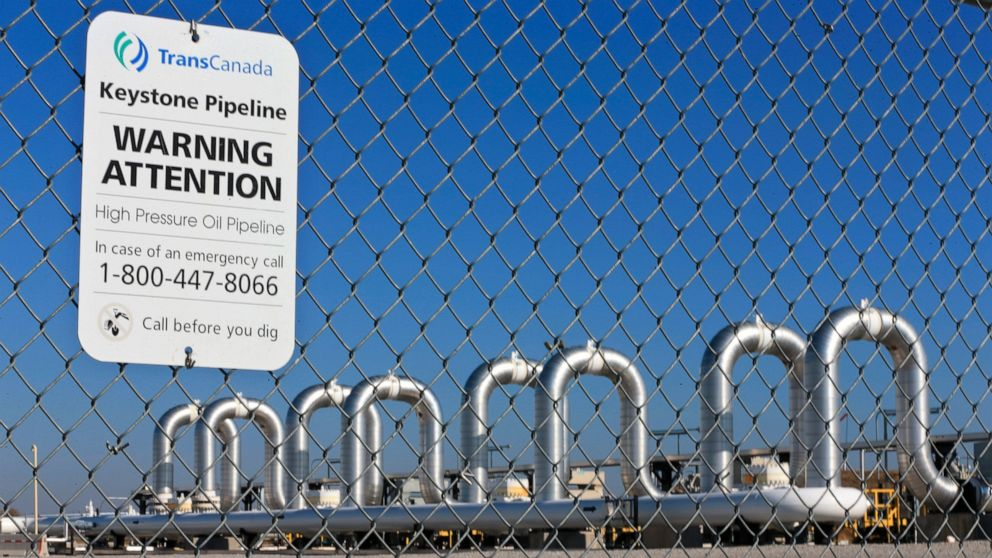 Disputed Canada-US oil pipeline work to start in April