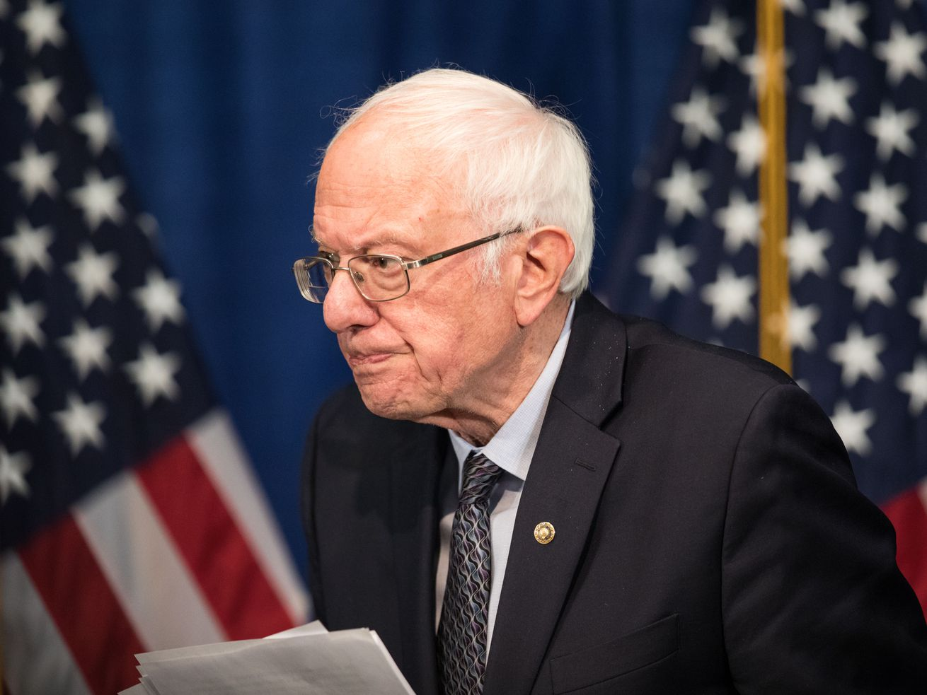 Bernie Sanders' campaign says he's reassessing, not dropping out