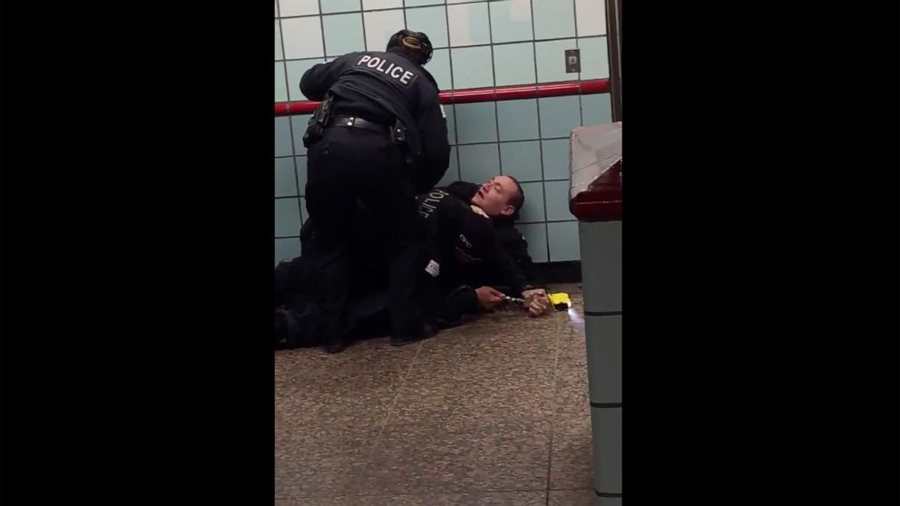 Charges dropped against man shot by Chicago cop at station