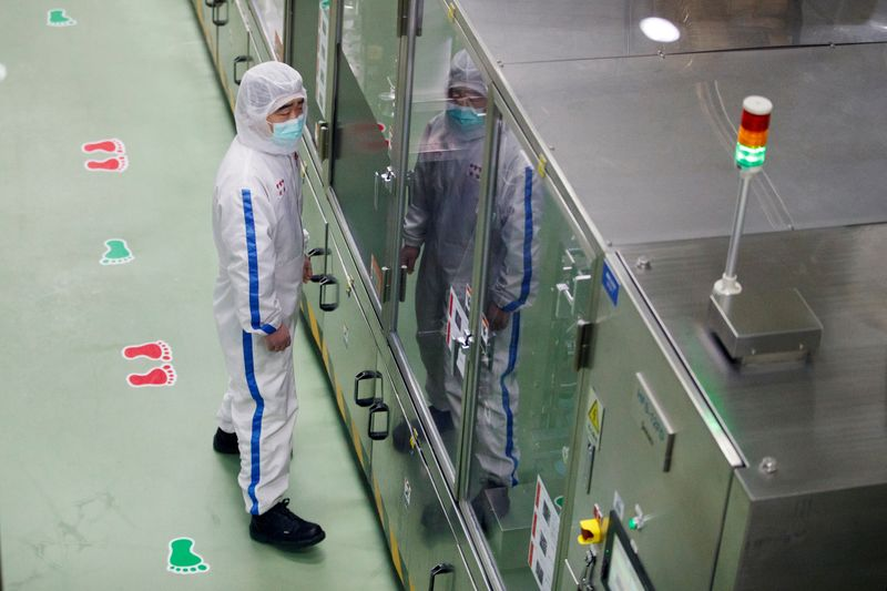 Asian factories take a beating from virus outbreak