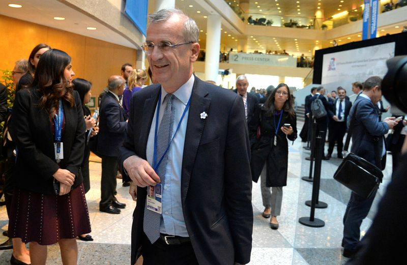 ECB ready to support economy, but governments must help, Villeroy says