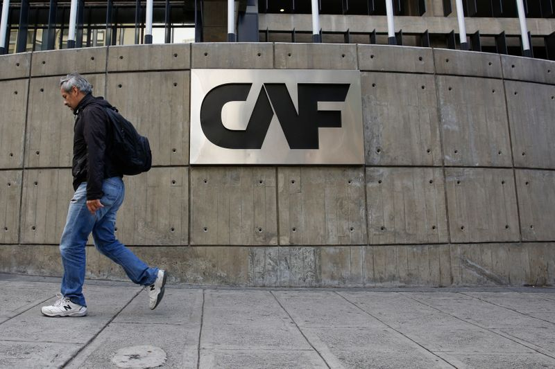 Lender CAF approves $300 million in credit to help Latin American countries hit by coronavirus