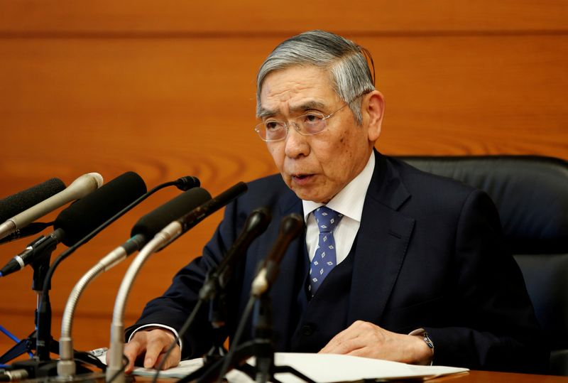 BOJ's Kuroda to appear in parliament at 0524 GMT: sources
