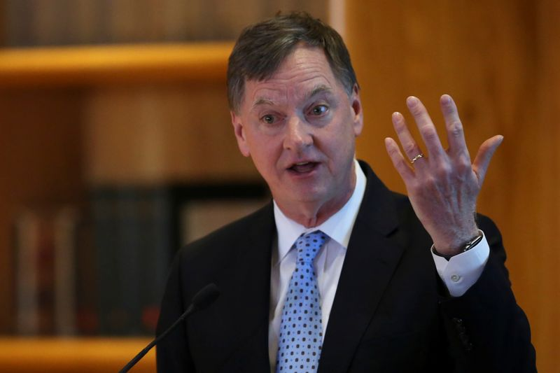 Fed's Evans: Given weak inflation, rates could stay lower for 'substantial' time
