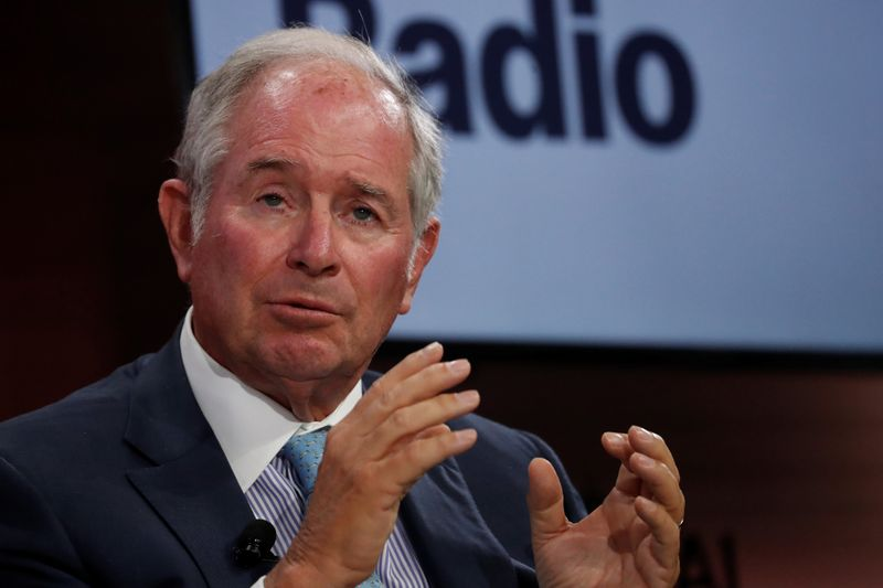 Blackstone CEO says 'unclear' if Fed rate cut can restore confidence