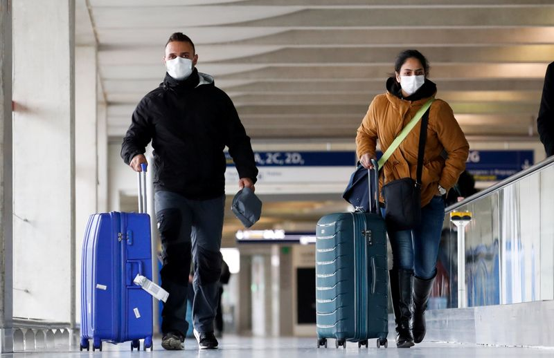Worried about coronavirus at work? In France, you can walk off the job