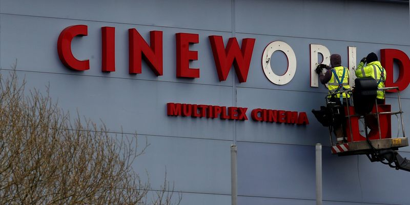 Market flop: Cineworld deal exposes stress in Europe's credit market