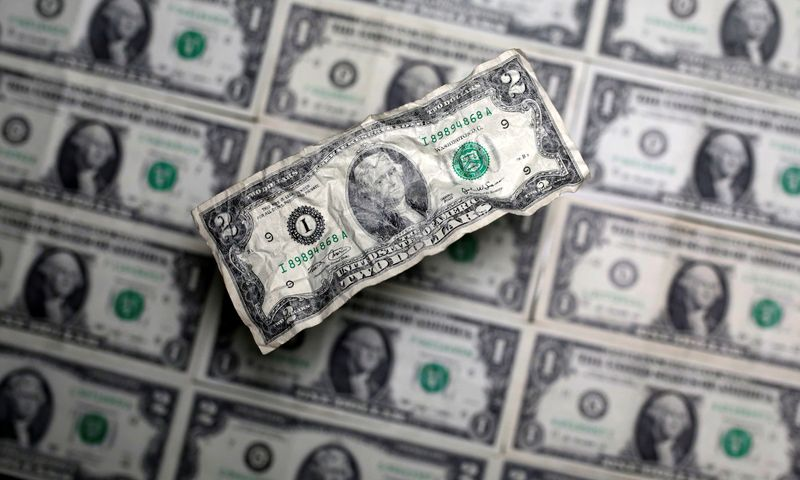 Dollar bounces but risks from oil and virus abound