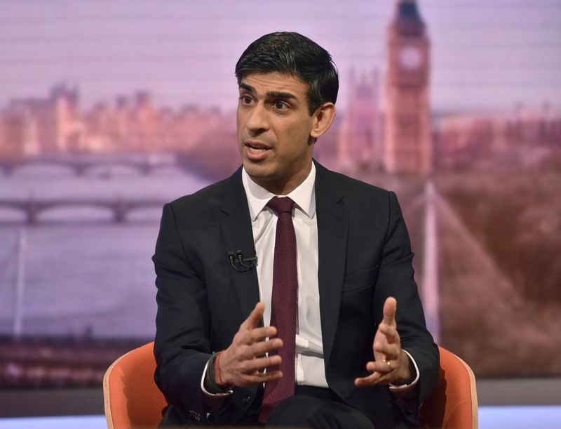UK plans big boost to public investment to help growth: Sunak