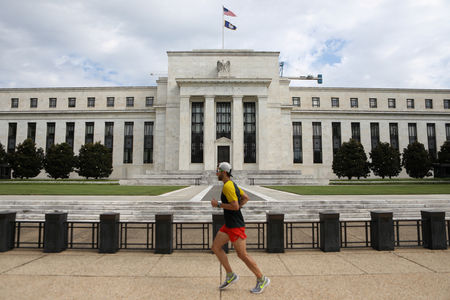 Fed Says U.S. Economy Held Up Amid First Signs of Virus Impact