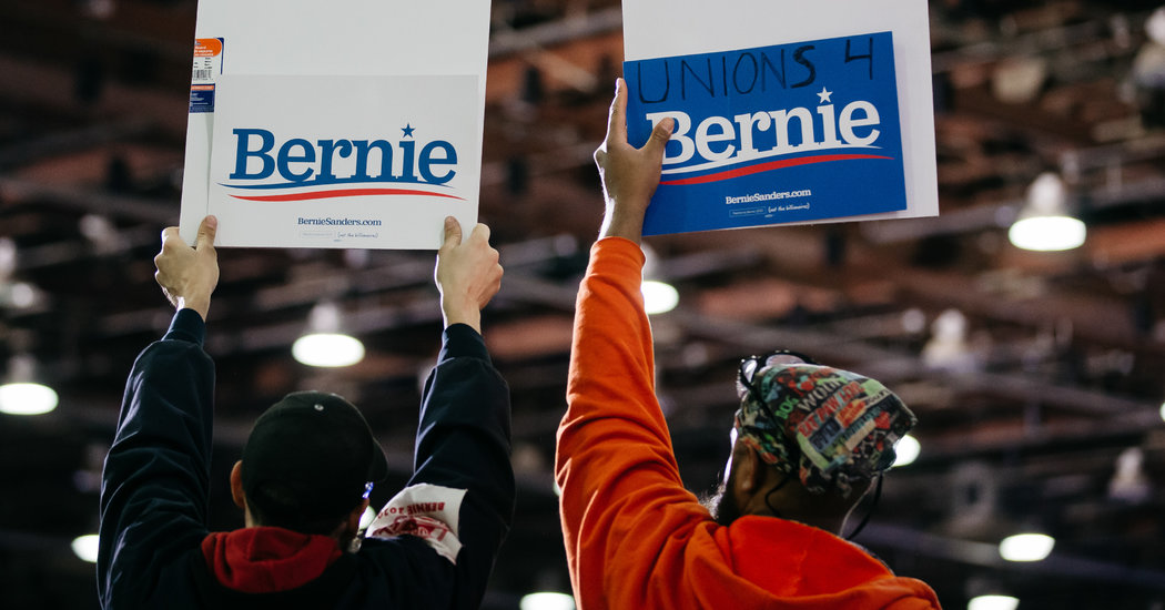 Sanders Is Counting on His Own Firewall: Michigan's Blue-Collar Voters