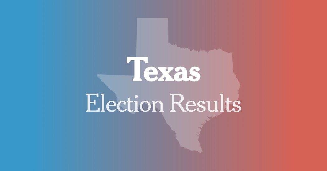 Texas Primary Election Results: 24th House District