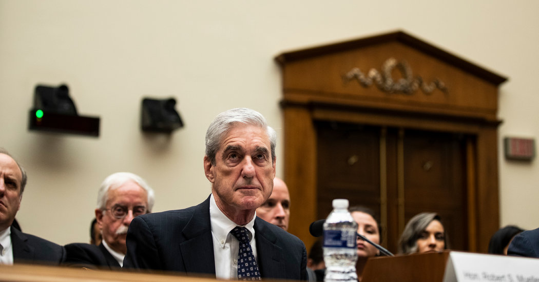 House Can See Mueller's Secret Grand Jury Evidence, Appeals Court Rules