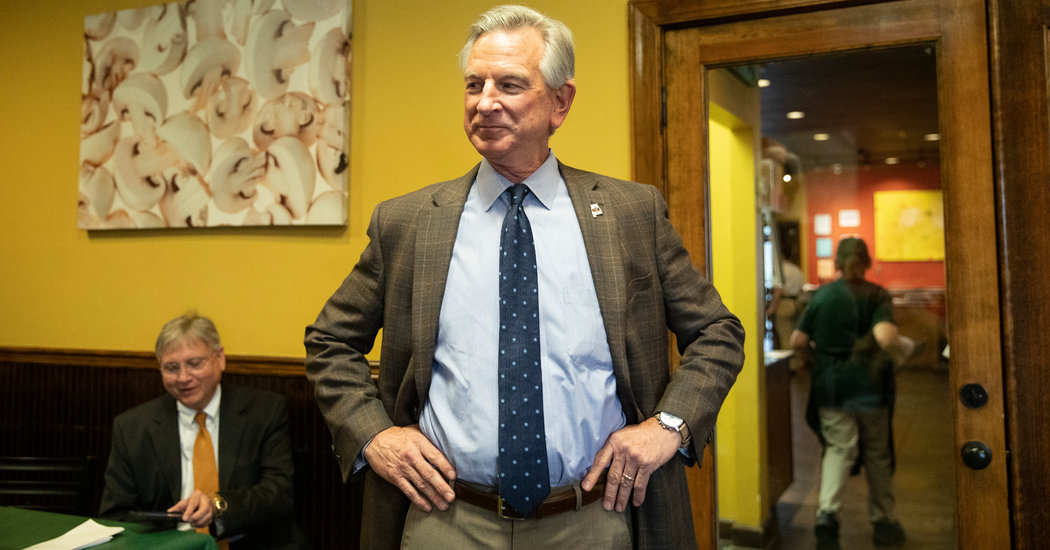 Trump Endorses Tommy Tuberville (and Not Jeff Sessions) for Senate in Alabama