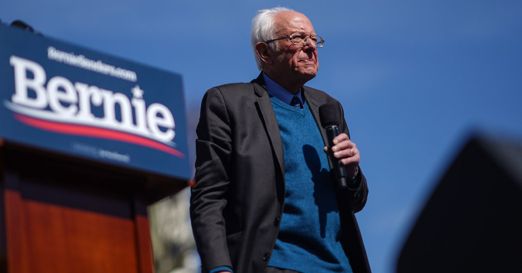 After Disappointing Losses, Sanders Ponders Next Step