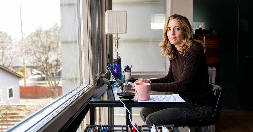 Working From Home in Washington? Not So Great.
