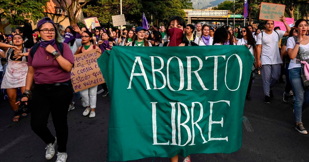 Abortion Case in Colombia Could Be a Landmark in Latin America