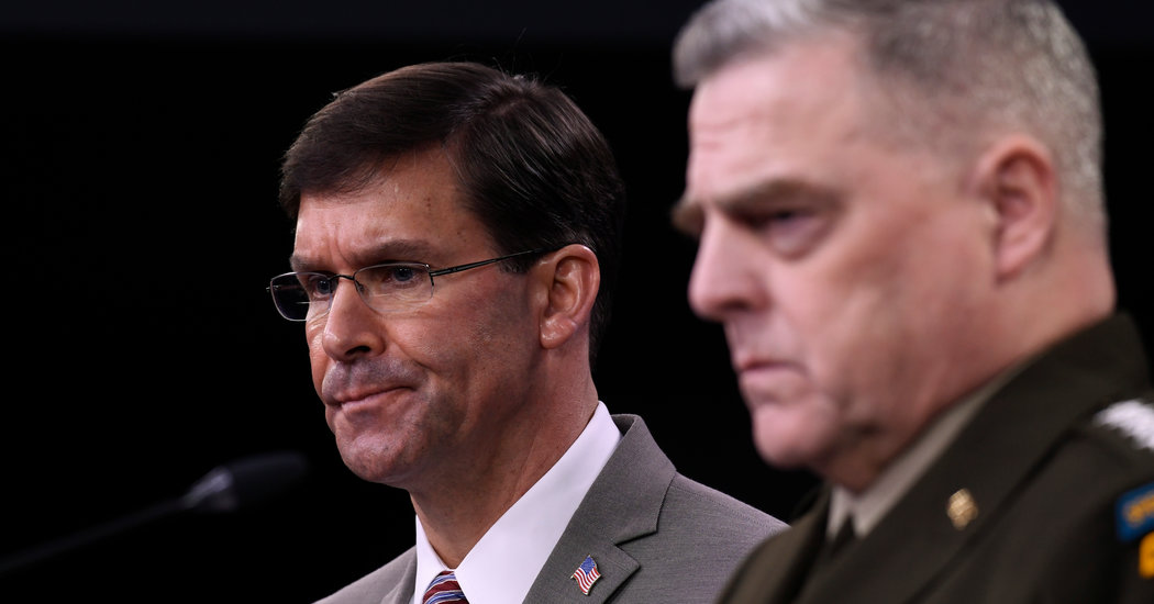 U.S. Announces Troop Withdrawal in Afghanistan as Respite From Violence Ends