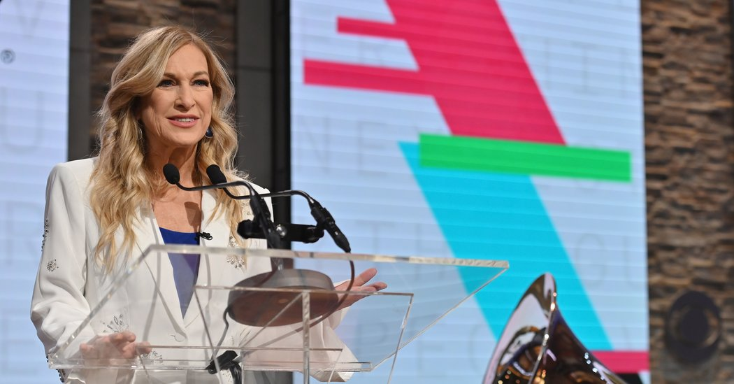 Ousted Grammys Chief Deborah Dugan Is Fired