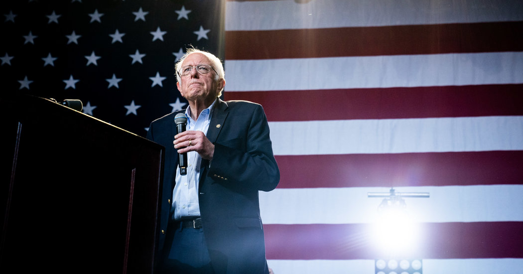 Frozen in Anxiety: How Democratic Leaders Struggled to Confront Bernie Sanders