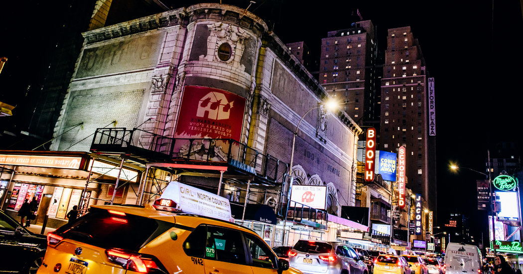 Broadway Will Shut Down After Governor Limits Attendance