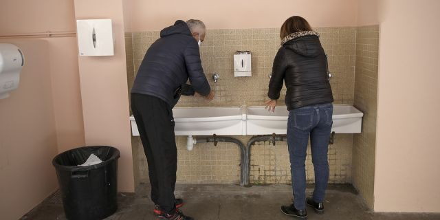 Spain coronavirus deaths double overnight as daily life in Europe grinds to halt