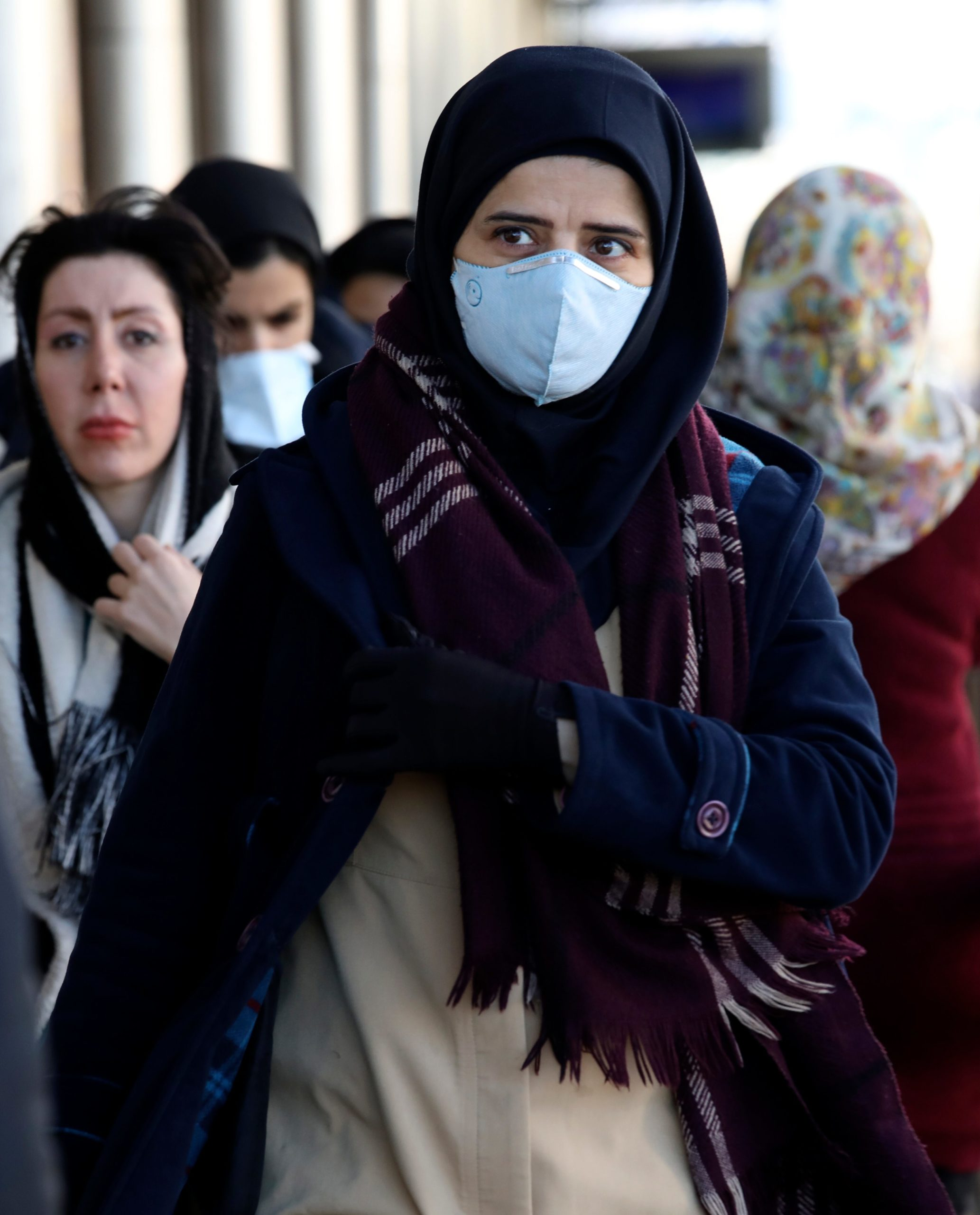 Iran temporarily releases 54,000 prisoners to try and stop coronavirus from spreading in jails