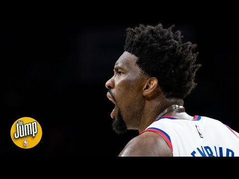 Is Joel Embiid enough of a 'driver' to carry the 76ers through the drama?   The Jump