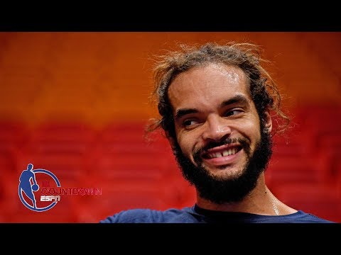 Joakim Noah is back in the NBA, and he's joining the Clippers – Woj   NBA Countdown