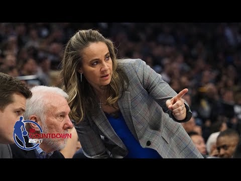 From Becky Hammon to Kristi Toliver, woman are impacting the NBA coaching ranks   NBA Countdown