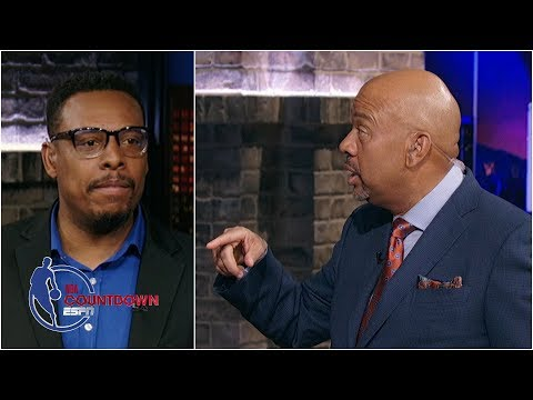 Mike Wilbon surprises the room with his third-place NBA MVP pick   NBA Countdown