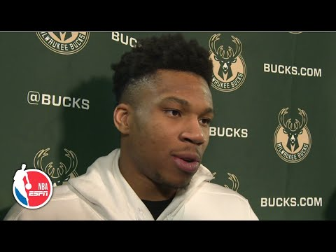 Giannis: Always good playing against one of the best players, LeBron, in the league   NBA Sound