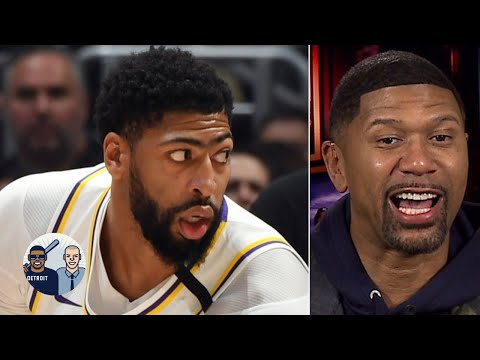 Anthony Davis started off nervous and timid vs. the Clippers – Jalen Rose | Jalen & Jacoby