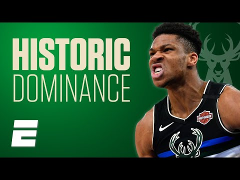 Giannis and the Bucks are taking their place among the NBA's all-time great teams | NBA on ESPN