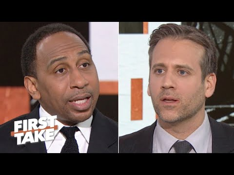 First Take discusses the NBA and other leagues closing locker rooms over coronavirus concerns