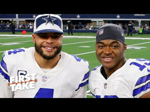Here's what the NFL's new franchise tag deadline means for Dak Prescott & Amari Cooper | First Take