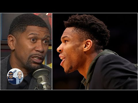 Jalen Rose is 'really concerned' about Giannis and the Bucks | Jalen & Jacoby