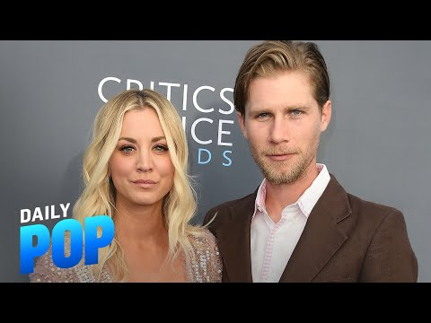 Kaley Cuoco Says It Wasn't Love at 1st Sight With Hubby   Daily Pop   E! News