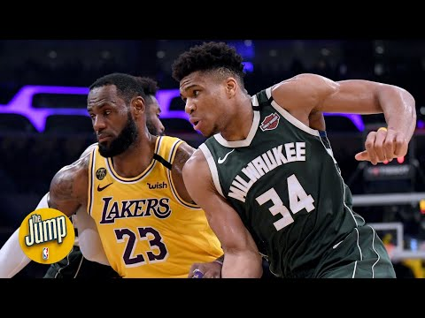 Should the Lakers chase the Bucks for the NBA's best record?   The Jump