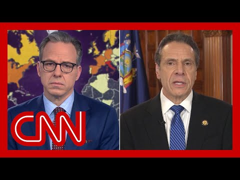 NY Governor: We're not going to stop coronavirus at this rate of testing