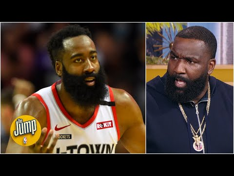 Perk doubles down on his comments about James Harden's hunger to win   The Jump