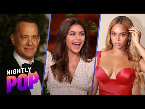 """Hanks For Sharing, Hannah Ann Outs Peter & Beyoncé Arrested?! – """"Nightly Pop"""" 03/12/2020   E! News"""