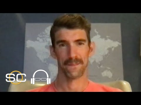 Michael Phelps feels for the athletes after 2020 Olympics postponed   SC with SVP
