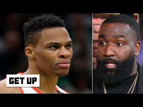 Russell Westbrook told Kendrick Perkins 'it's too easy' during the Rockets' win vs. Celtics | Get Up