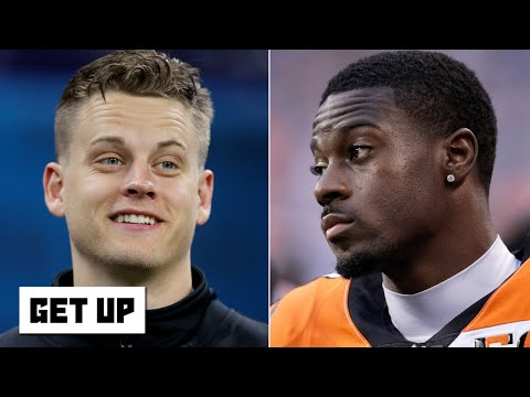 Joe Burrow told the Bengals to keep A.J. Green   Get Up