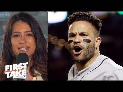 The Astros can recover from the cheating scandal – Jessica Mendoza   First Take