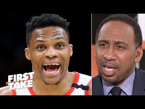 Stephen A. is worried the Rockets will mess up a Lakers vs. Clippers conference finals   First Take