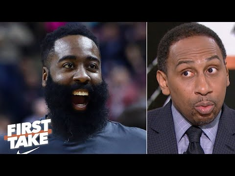 James Harden had every right to clap back at Giannis – Stephen A.   First Take