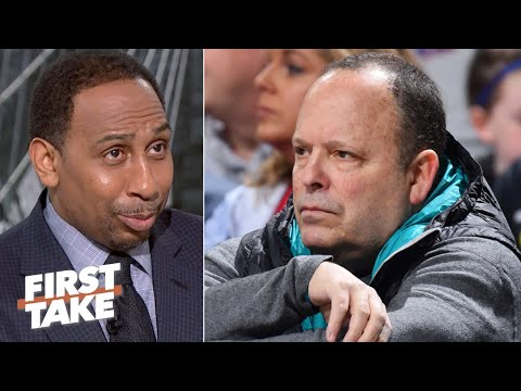 Stephen A. puts faith in Leon Rose to turn the Knicks around   First Take